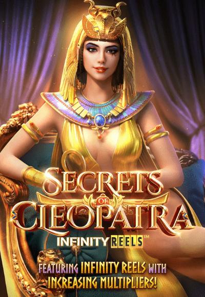 Secrets of Cleopatra เว็บสล็อตแตกง่าย